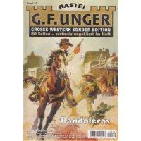 Bastei G.F. Unger Sonder-Edition Nr.: 20 - Unger, G. F.: Bandoleros Z(1-2)