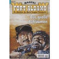 Bastei Fort Aldamo Neuauflage Nr.: 52 - Callahan, Frank: Das große Aufräumen Z(1-2)