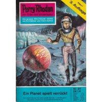 Moewig Perry Rhodan 3. Auflage Nr.: 37 - Darlton, Clark: Ein Planet spielt verrückt Z(1-2)