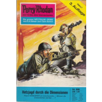 Moewig Perry Rhodan 3. Auflage Nr.: 68 - Mahr, Kurt:...