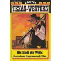 Bastei Texas-Western Nr.: 1 - Waco, G.F.: Die Stadt der Wölfe Z(1-2)