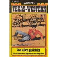 Bastei Texas-Western Nr.: 2 - Brett, Toddy: Von allen geächtet Z(2)
