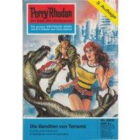 Moewig Perry Rhodan 3. Auflage Nr.: 509 - Vlcek, Ernst: Die Banditen von Terrania Z(1-2)
