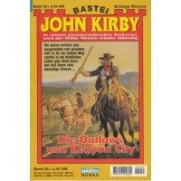 Bastei John Kirby Nr.: 55 - Kirby, John: Die Outlaws von Kenyon City Z(1-2)