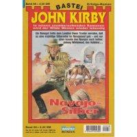 Bastei John Kirby Nr.: 58 - Kirby, John: Navajo-Silber Z(1-2)