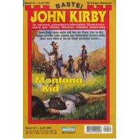 Bastei John Kirby Nr.: 81 - Kirby, John: Montana Kid Z(1-2)