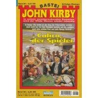 Bastei John Kirby Nr.: 86 - Kirby, John: Calico, der Spieler Z(1-2)