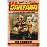 Bastei Santana Nr.: 39 - Nolan, Frederick: Der Skalpjäger Z(1-2)