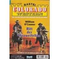 Bastei Colorado Western Nr.: 11 - O´Conner, William: Ritt der Verzweifelten Z(1-2)