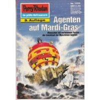 Moewig Perry Rhodan 3. Auflage Nr.: 1009 - Vlcek, Ernst: Agenten auf Mardi-Gras Z(1-2)