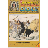Kelter Apache Cochise Nr.: 25 - Callahan, Frank: Cochise in Nöten Z(1-2)