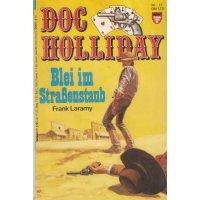 Kelter Doc Holliday - 2. Auflage Nr.: 17 - Laramy, Frank: Blei im Straßenstaub Z(1-2)