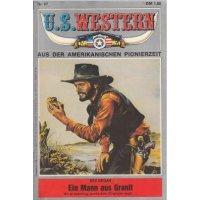 Kelter U.S. Western Nr.: 87 - Regan, Rex: Ein Mann aus Granit Z(1-2)