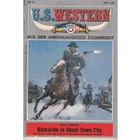 Kelter U.S. Western Nr.: 91 - Harris, Will: Blutrache in Ghost Town City Z(1-2)