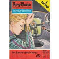 Moewig Perry Rhodan 4. Auflage Nr.: 27 - Darlton, Clark: Im Banne des Hypno Z(1-2)