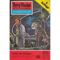 Moewig Perry Rhodan 4. Auflage Nr.: 30 - Mahr, Kurt: Tifflor, der Partisan Z(1-2)