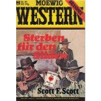 Moewig Moewig Western Nr.: 91 - Scott, Scott F.: Sterben für den Süden Z(2)