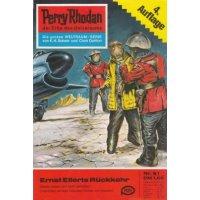 Moewig Perry Rhodan 4. Auflage Nr.: 91 - Darlton, Clark:...