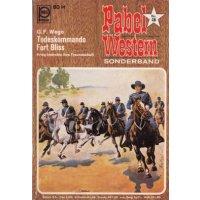 Pabel Western Sonderband Nr.: 3 - Wego, G.F.: Todeskommando Fort Bliss Z(1-2)