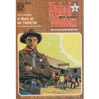 Pabel Western Sonderband Nr.: 9 - Hunter, Red: In Waco ist der Teufel los Z(1-2)
