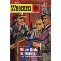 Pabel Western Sonderband Nr.: 138 - Sharon, H.S.: Mit der...
