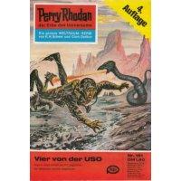 Moewig Perry Rhodan 4. Auflage Nr.: 161 - Voltz, William:...