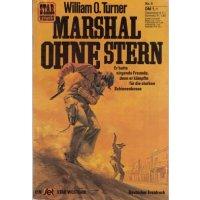 Pabel Star Western Nr.: 5 - Turner, William O.: Marshal ohne Stern Stern Z(1-2)