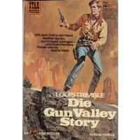 Pabel Star Western Nr.: 6 - Trimble, Louis: Die Gun-Valley-Story Z(1-2)