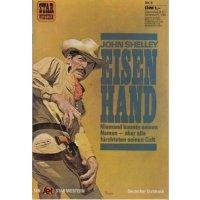 Pabel Star Western Nr.: 9 - Shelley, John: Eisenhand Z(1-2)