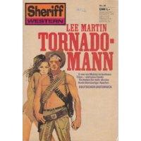 Pabel Sheriff Western Nr.: 48 - Martin, Lee: Tornado-Mann Z(1-2)