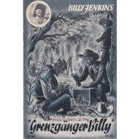 Uta Verlag Billy Jenkins Nr.: 189 - Art, Frederic: Grenzgänger Billy Z(1-2)