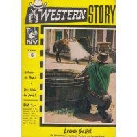 Neuzeit Verlag Western-Story Nr.: 6 - Lloyd, Norman: Leerer Sattel Z(1-2)