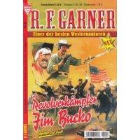 Kelter R.F. Garner Nr.: 24 - Garner, R. F.: Revolverkämpfer Jim Bucko Z(1-2)