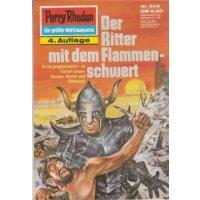 Moewig Perry Rhodan 4. Auflage Nr.: 502 - Ewers, H. G.: Der Ritter mit dem Flammenschwert Z(1-2)