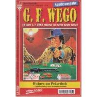 Kelter G.F. Wego Sonderausgabe Nr.: 75a - Wego, G. F.: Hyänen am Pokertisch Z(1-2)