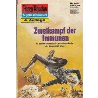 Moewig Perry Rhodan 4. Auflage Nr.: 618 - Kneifel, Hans:...