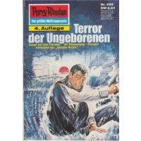 Moewig Perry Rhodan 4. Auflage Nr.: 682 - Kneifel, Hans: Terror der Ungeborenen Z(1-2)