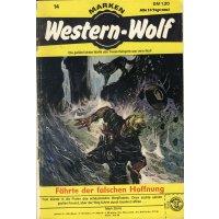 Marken Western-Wolf Nr.: 14 - Zorro, Mark: Fährte der falschen Hoffnung Z(2-3)