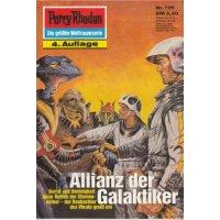 Moewig Perry Rhodan 4. Auflage Nr.: 725 - Kneifel, Hans: Allianz der Galaktiker Z(1-2)