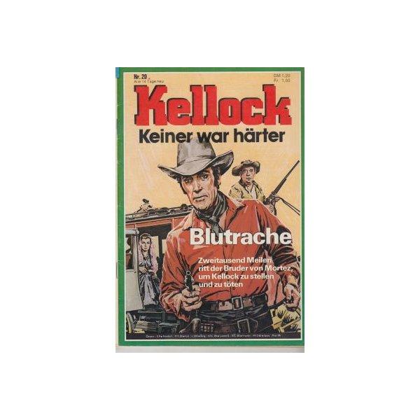 Marken Kellock Nr.: 20 - NN: Blutrache Z(2)