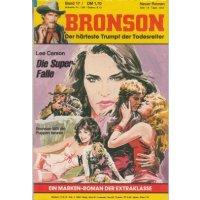 Marken Bronson Nr.: 17 - Carson, Lee: Die Super-Falle Z(1)