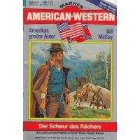 Marken American Western Nr.: 17 - McCoy, Bill: Der Schwur des Rächers Z(1-2)