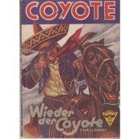 Verlag F. Petersen Coyote Nr.: 32 - Mallorqui, J.: Wieder der Coyote Z(2)