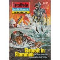 Moewig Perry Rhodan 5. Auflage Nr.: 33 - Darlton, Clark: Eiswelt in Flammen Z(1-2)