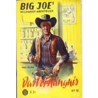 Saxonia Verlag Big Joe`s Nr.: 19 - Reling, Marc: Unter falschem Verdacht Z(2)