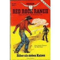 Marken Red Rock Ranch Nr.: 93 - Rockerfield, G.M.: Zäher als sieben Katzen Z(1-2)