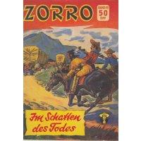 Dr. Rudolf Frank Zorro Nr.: 18 - Mallorqui, Jose: Im Schatten des Todes Z(3)